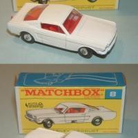 Matchbox 8 Ford Mustang