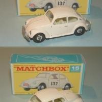 Matchbox 15 Volkswagen VW Rally Car