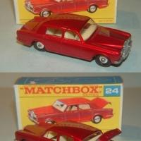 Matchbox 24 Rolls Royce