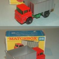 Matchbox 26 GMC Tipper