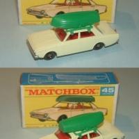 Matchbox 46 Ford Corsair