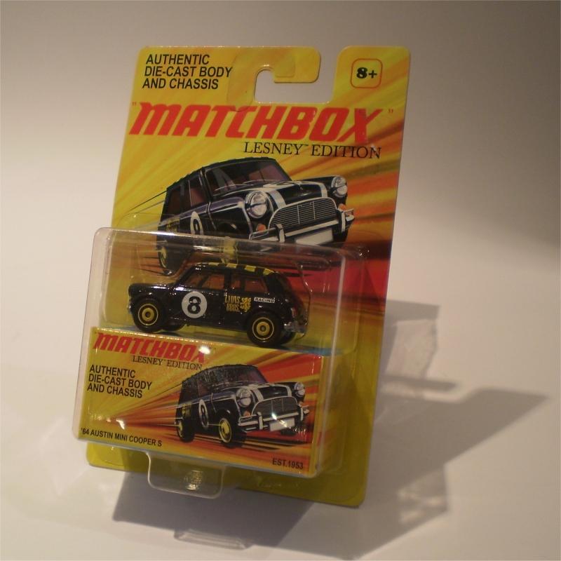 Matchbox 1274-64minicooper