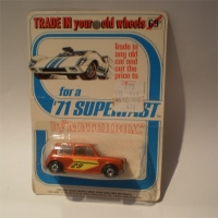 Matchbox-1971-Trade-In-Card-29-Racing-Mini-1