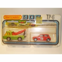 Matchbox-Twin-Pack-TP-6-Tow-Joe-74-Racing-Mini-29-Red-Short-Card-1