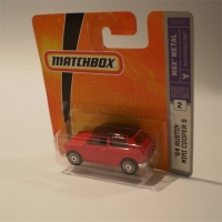 Matchbox  2 Austin Mini Cooper