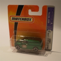 Matchbox 31 Austin Mini Van