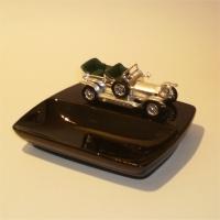 Matchbox Yesteryear Y10 Ashtray Rolls Royce Silver Ghost