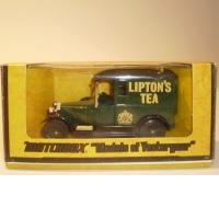 Y5 1927 Talbot Van 'Lipton Teas'