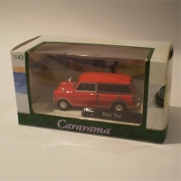 Cararama 251d Mini Van