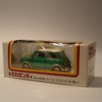 Tomica Mini Cooper