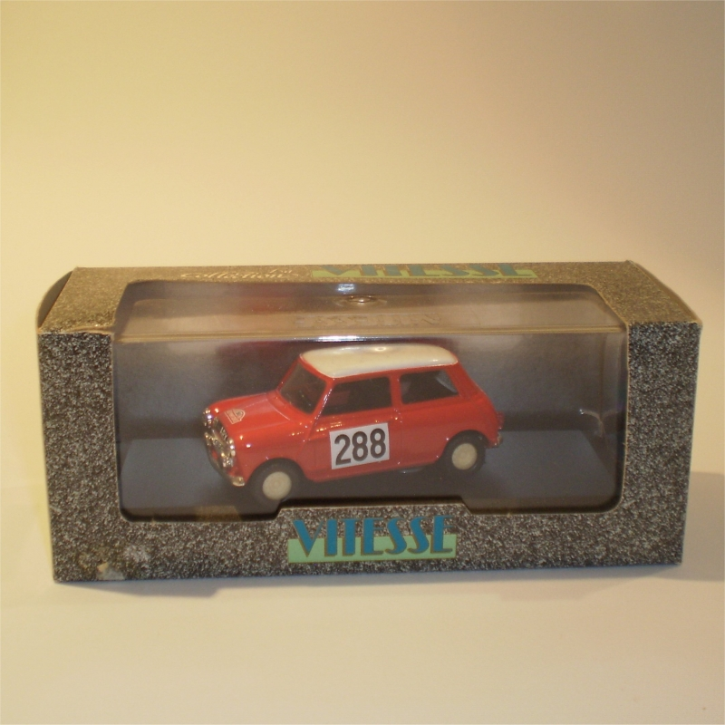 Vitesse 58sm77 63 Monte Carlo Mini Cooper