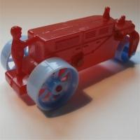 Moldex Plastic Tractor