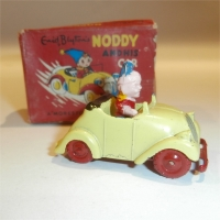 Morestone Noddy and his Car (Boxed)