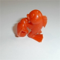 4. Slugsy Seashell - Orange