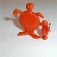 6. Tom Tom Turtle - Orange