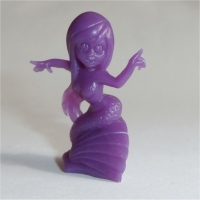11. Cool Connie Coral - Purple