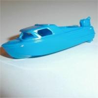 Cabin Cruiser - Blue