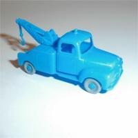 Tow Truck - Blue