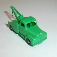 Tow Truck - Green