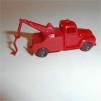 Tow Truck - Red