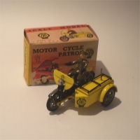 Benbros AA Motorcycle Patrol