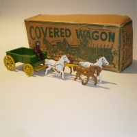 Modern Toys Covered Wagon