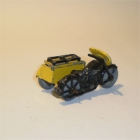 Benbros AA Motor cycle and side car