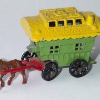 Benbros Gypsy Horsedrawn Wagon or Caravan