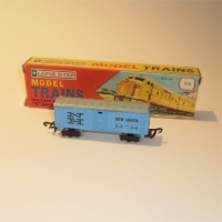 Lone Star Railway Box Van