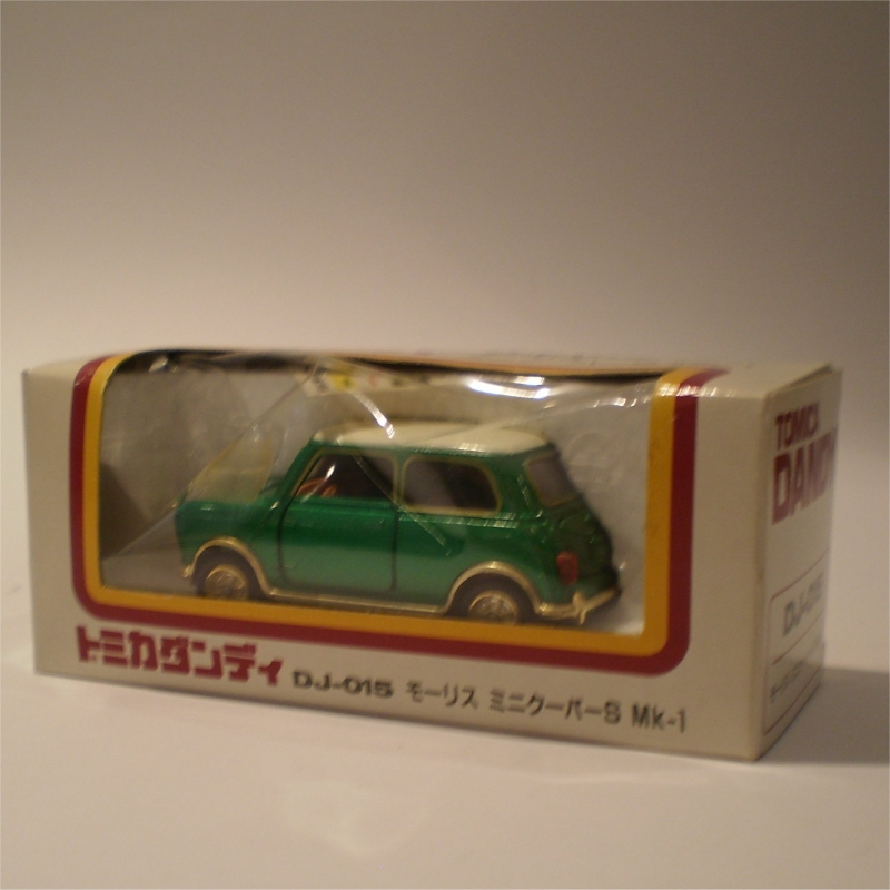 Tomica Dandy Morris Mini