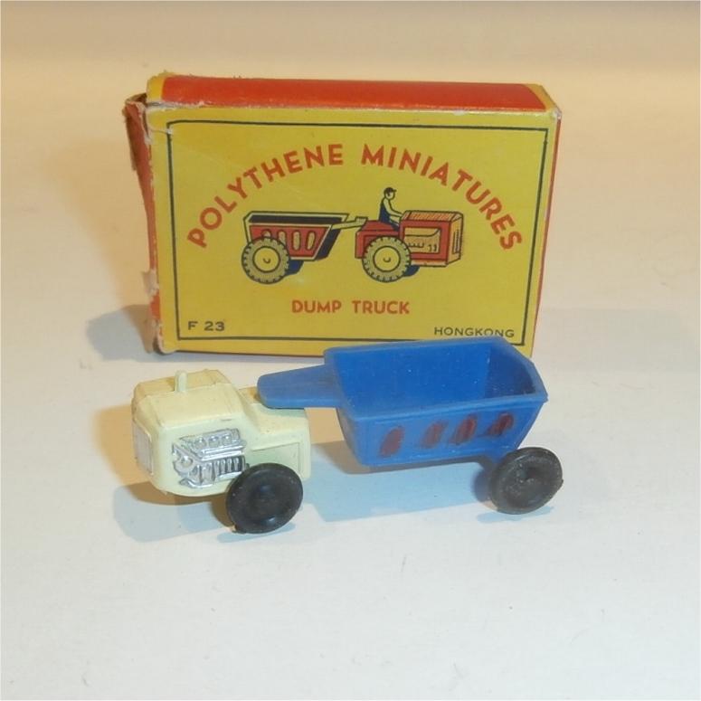 Polythene Miniatures 23 Dump Truck