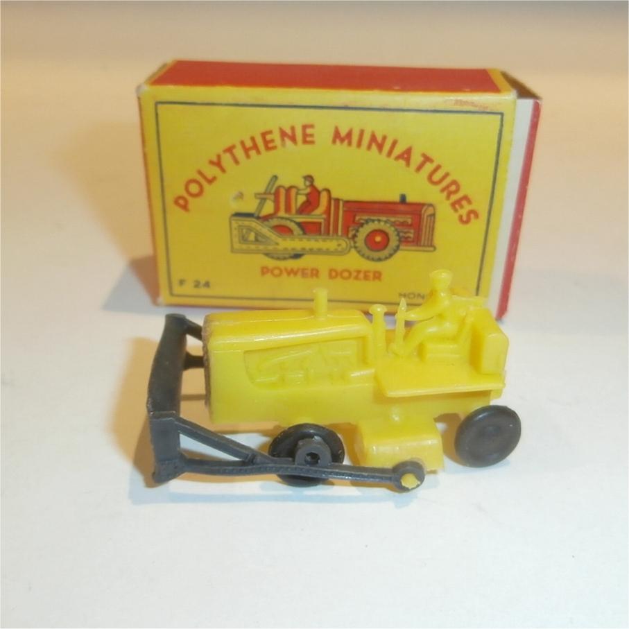 Polythene Miniatures 24 Dozer