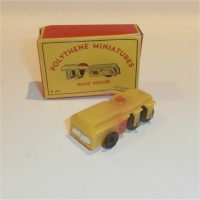 Polythene Miniatures 20 Road Roller