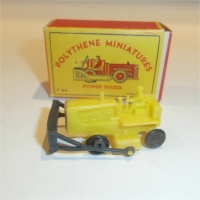 Polythene Miniatures 24 Dozer