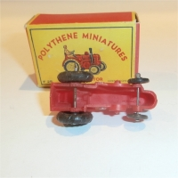 Polythene Miniatures 25 Tractor