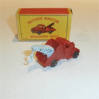Polythene Miniatures 73 Tow Truck