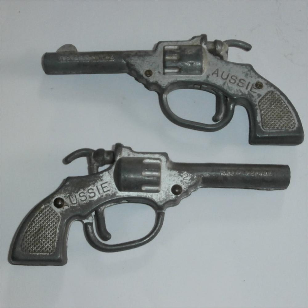 Pope - Aussie Cap Gun