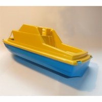 Ross Plastics West End Plastic Boat