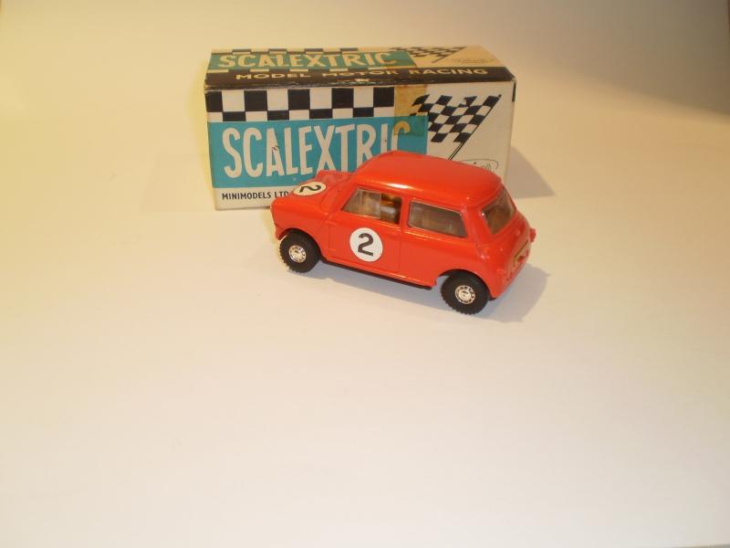Scalextric C76 Mini Cooper Red