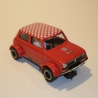 Scalextric C122 Mini Cooper 1275gt