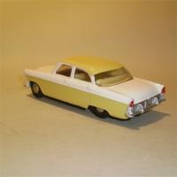 Spot-On 100 Ford Zodiac Yellow / White