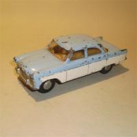 Spot-On 100SL Ford Zodiac Blue / White