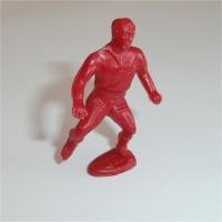 Footballer Kicking