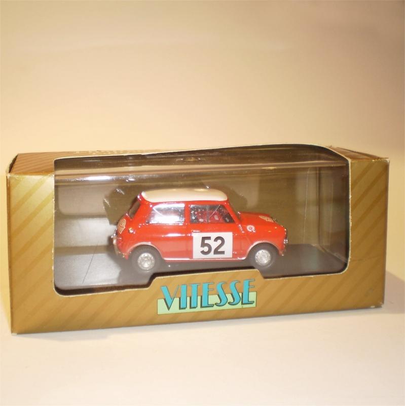 Vitesse l024-s 1965 Morris Mini Monte Carlo