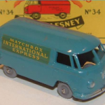 Matchbox Toys 34a Volkswagen Micro Bus