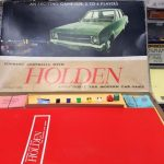 Touring Australia with Holden Board Game